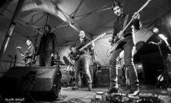 Le groupe Arcadya à la fête de la musique à Ballan le 18 juin 2016 avec Chapau Prog