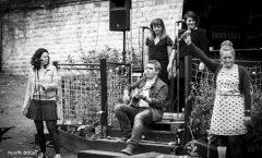 Concert du quatuor vocal Duchesses au Foudre en bord de Loire le 18 septembre 2016