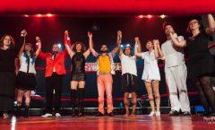 Catch Impro à Rouziers de Touraine avec la compagnie La Clef le 24 septembre 2016